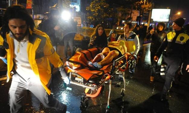 Istanbul: l'Isis rivendica l'attacco alla discoteca, 8 fermi