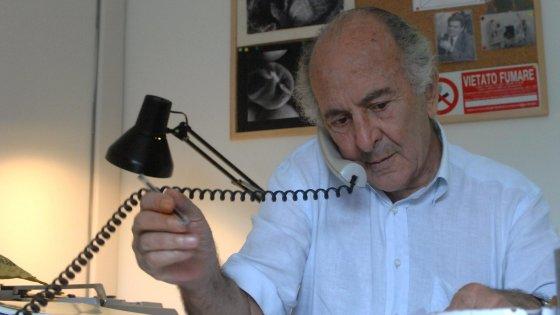 Giornalismo, morto Valentino Parlato
